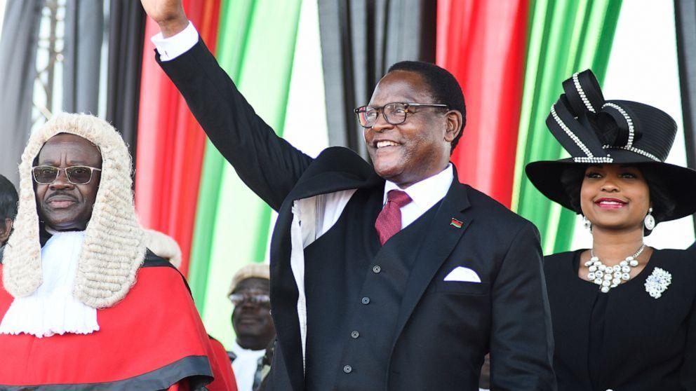 Lazarus Chakwera wins President election in Malawi's_40.1