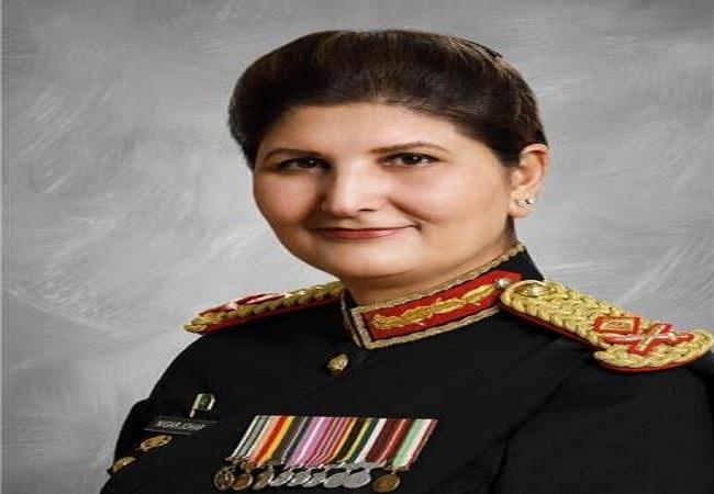 Pak Army appoints Nigar Johar as 1st female Lt. General_40.1