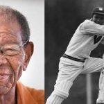West Indies former cricketer Everton Weekes passes away