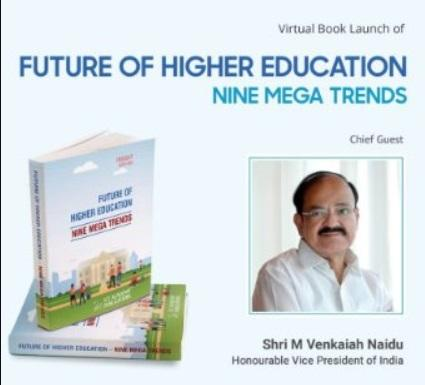 """A book titled """"The Future of Higher Education"""" released by M Venkaiah Naidu_40.1"""