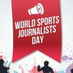 World Sports Journalists Day 2020: 2nd July