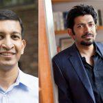 Siddhartha Mukherjee & Raj Chetty honored as 'Great Immigrants 2020'