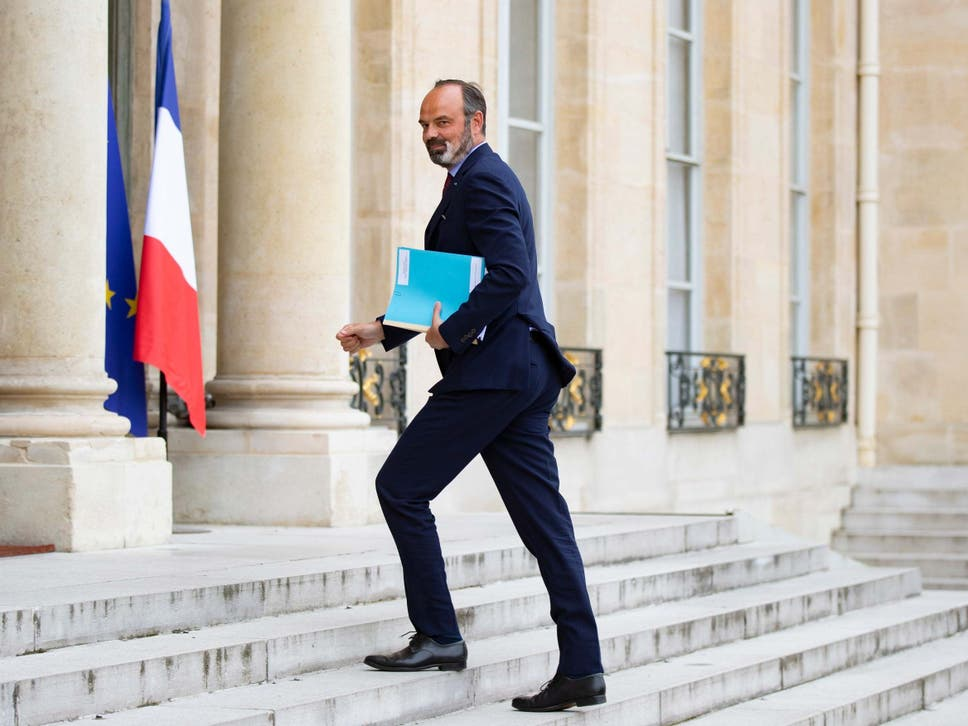 French Prime Minister Edouard Philippe resigns_40.1