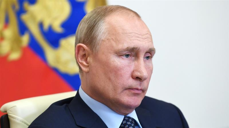 Russian President Vladimir Putin records victory in Presidential polls_40.1