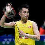 Two-time Olympic badminton champion Lin Dan retires