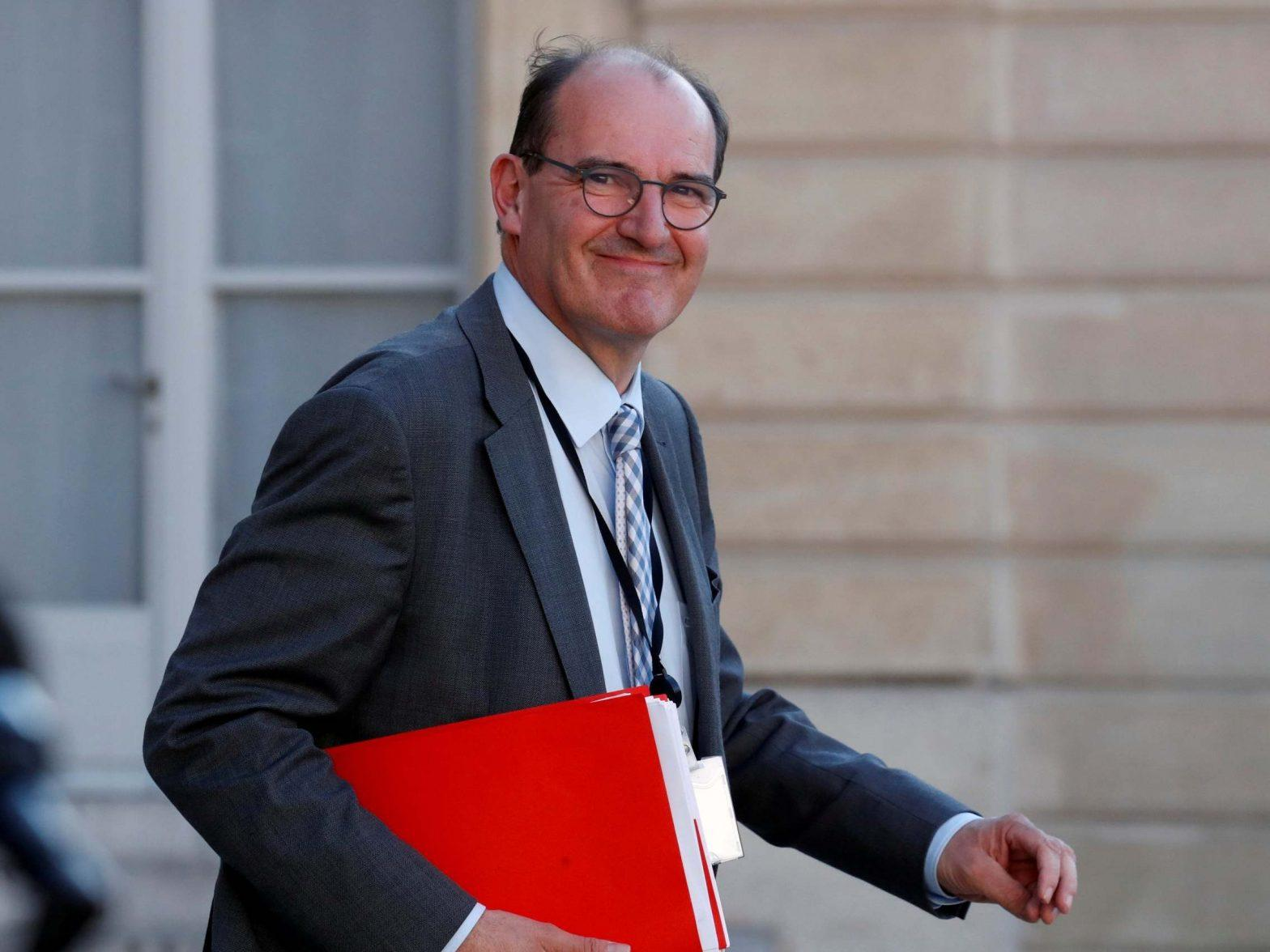 Jean Castex appointed as Prime Minister of France_40.1