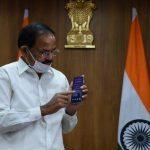 M. Venkiah Naidu launches social media super app 'Elyments'