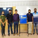 """IIT Roorkee researchers develops disinfection box """"Unisaviour"""""""