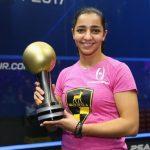 Egyptian squash player Raneem El Welily announces retirement