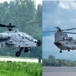 Boeing delivers final Apache & Chinook helicopters to IAF