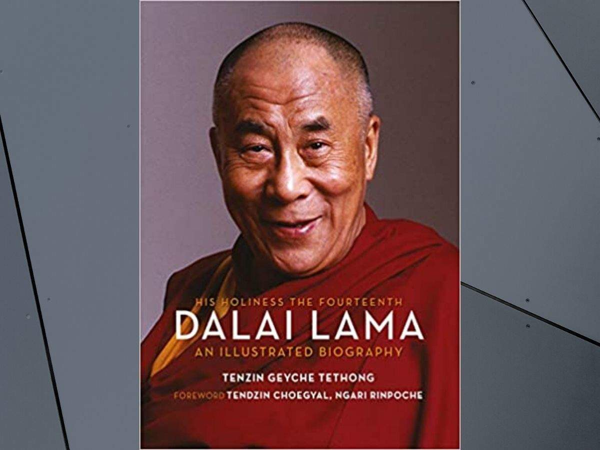 A book on Dalai Lama's biography to release in 2020_40.1