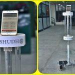 IIT Kanpur develops UV sanitizing device 'SHUDH'