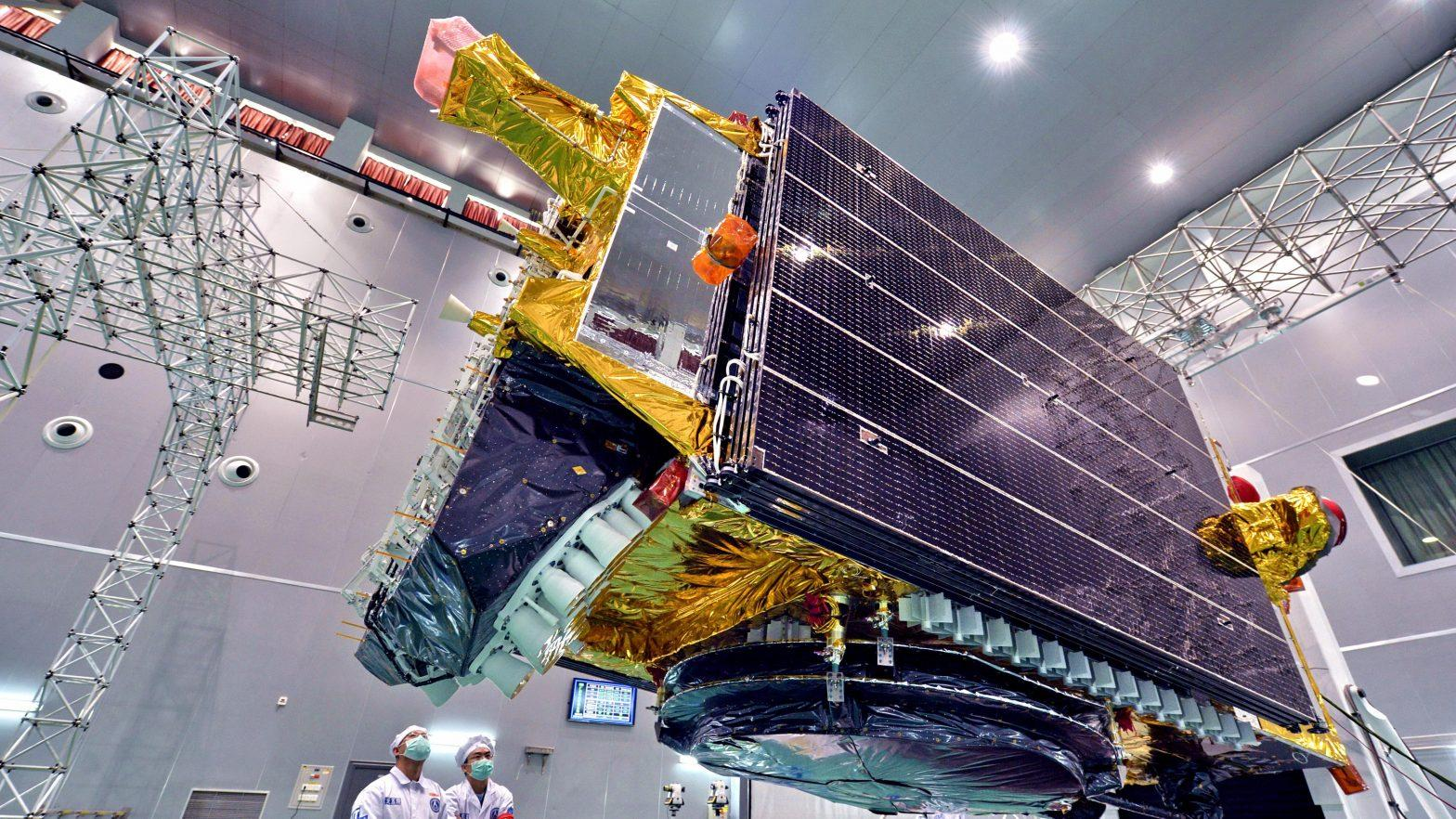 """China successfully launched """"APSTAR-6D"""" telecommunication satellite_40.1"""