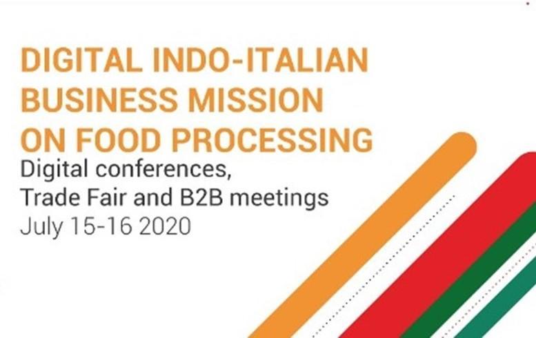 Digital Indo-Italian Business Mission on Food Processing_40.1