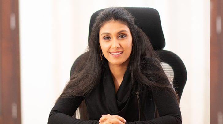 Roshni Nadar Malhotra becomes new chairman of HCL Tech_40.1