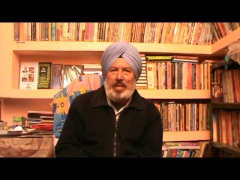 "A book titled ""Suraj Kade Marda Nahi"" authored by Baldev Singh Sadaknama_40.1"