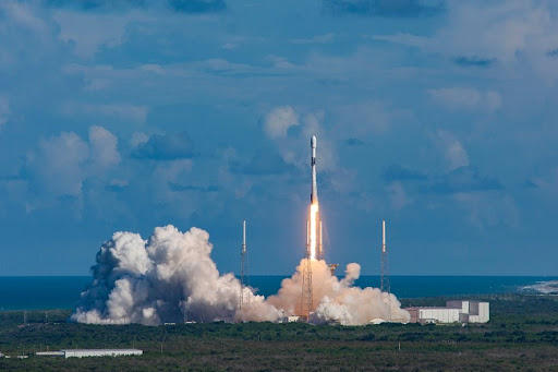 """SpaceX launches South Korea's 1st military satellite """"ANASIS-II""""_40.1"""