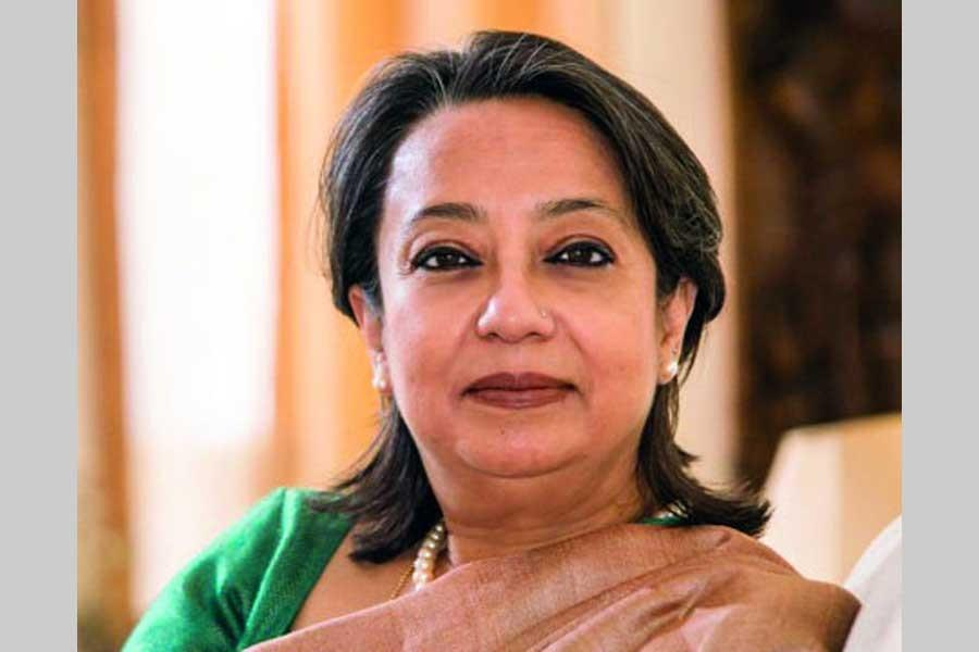 Riva Ganguly Das appointed as Secretary East in MEA_40.1