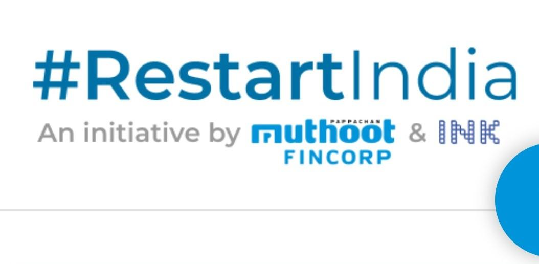 """Muthoot Fincorp launches portal """"Restartindia"""" for MSMEs_40.1"""