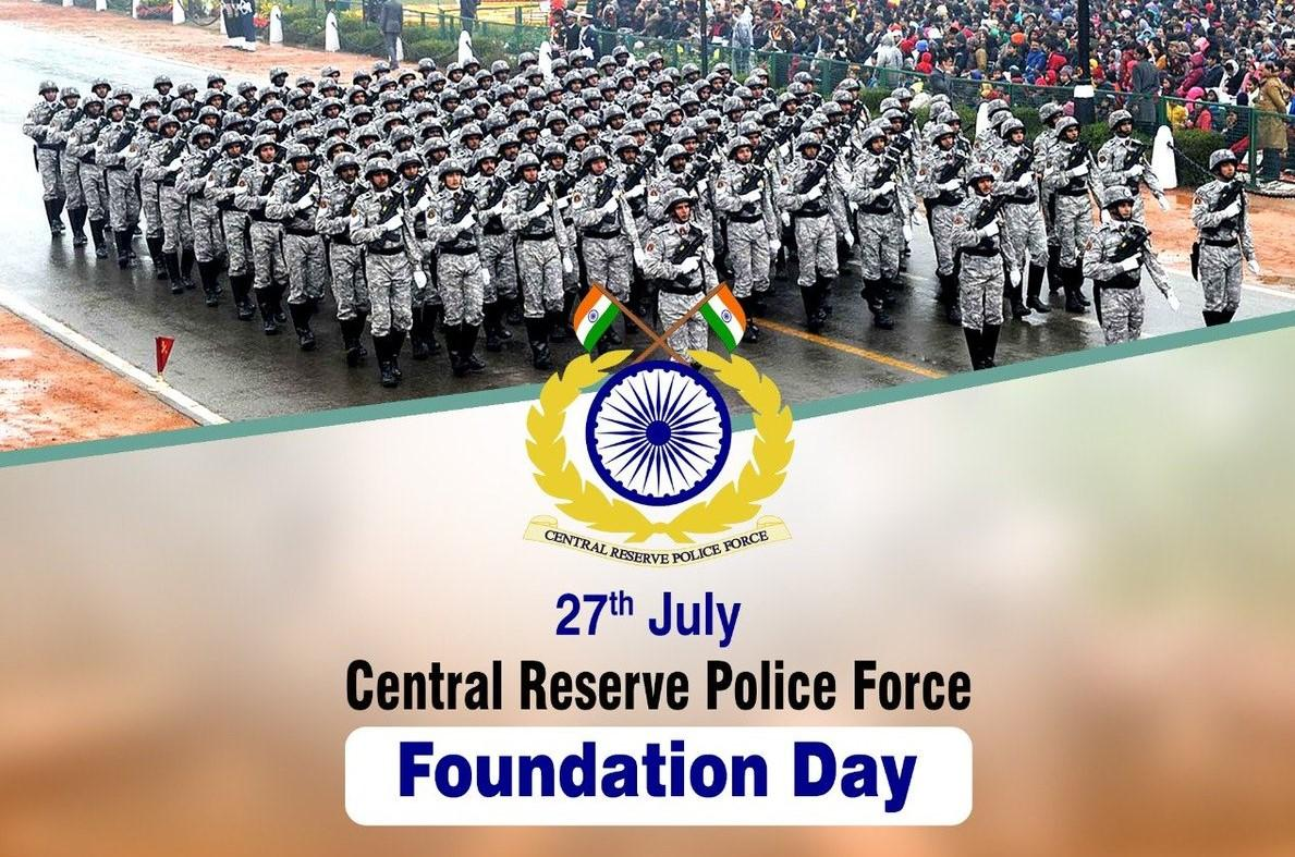 82nd Raising Day of Central Reserve Police Force_40.1