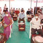 "Electric potter wheels distributed under ""Kumhar Sashaktikaran Yojana"""