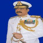 Vice Admiral MA Hampiholi assumes Charge as commandant of INA