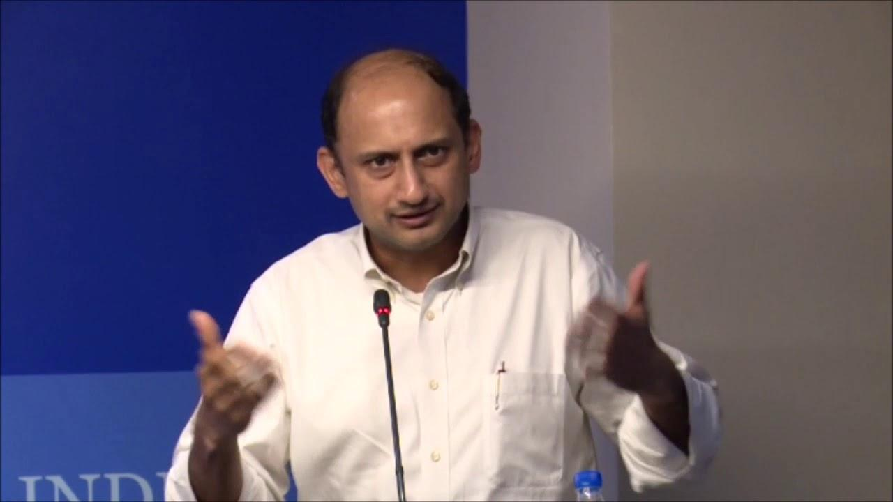 """""""Quest for Restoring Financial Stability in India"""" authored by Viral V.Acharya_40.1"""