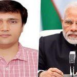 Hardik Satishchandra Shah becomes new Private Secretary to PM Modi