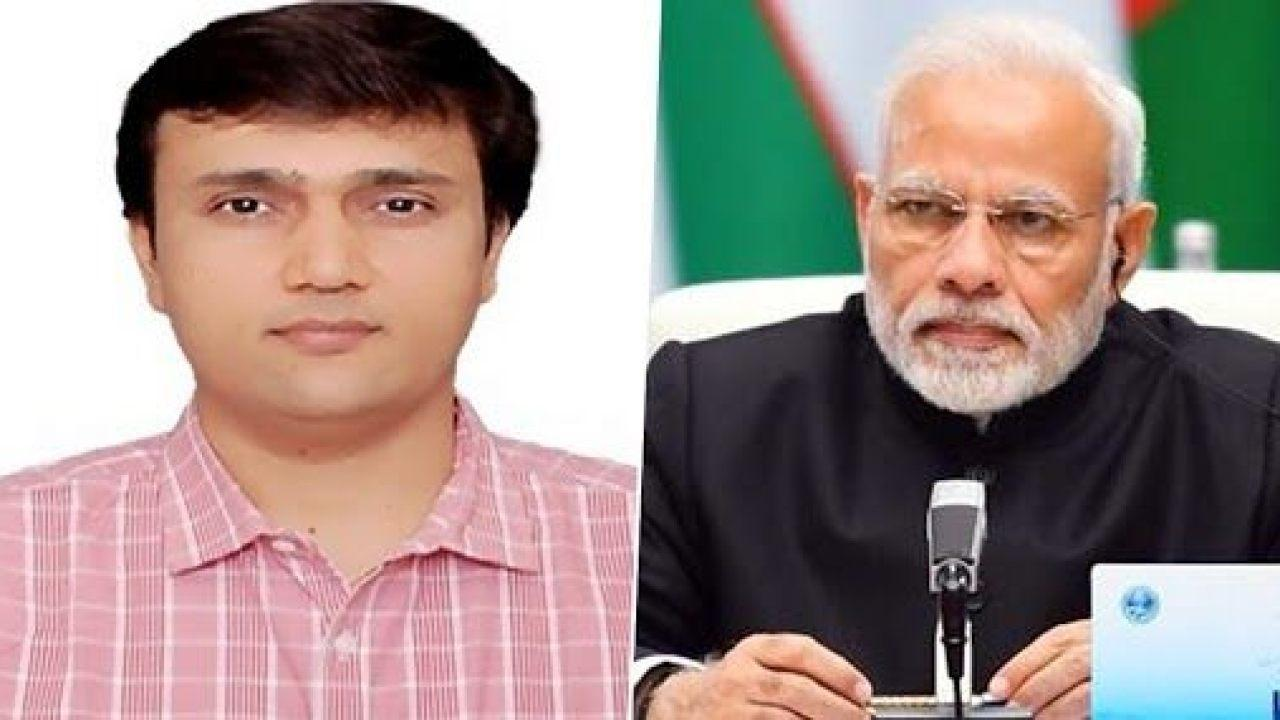 Hardik Satishchandra Shah becomes new Private Secretary to PM Modi_40.1