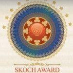 Ministry of Tribal Affairs receives SKOCH Gold Award