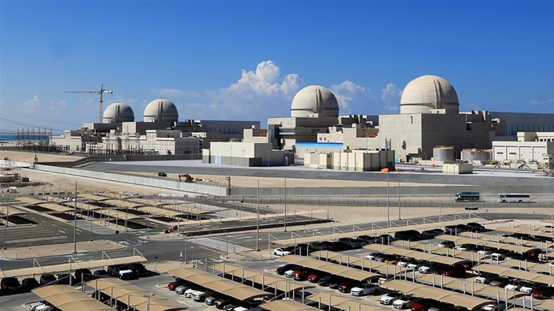 UAE becomes 1st Arab Nation to open a Nuclear Power Plant_40.1