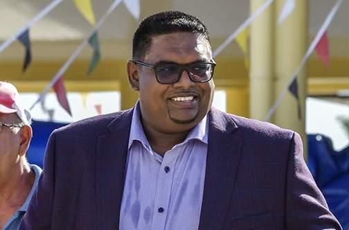 Mohamed Irfaan Ali named as President of Guyana_40.1