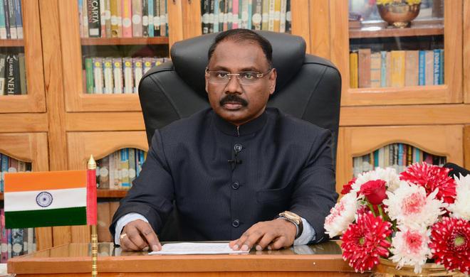 G. C. Murmu resigns as Lieutenant-Governor of J&K_40.1