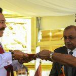 Mahinda Rajapaksa takes oath as Sri Lankan PM for 4th time