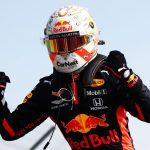Max Verstappen wins 70th Anniversary Grand Prix