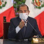 Walter Roger Martos Ruiz becomes new PM of Peru