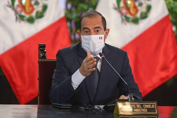 Walter Roger Martos Ruiz becomes new PM of Peru_40.1