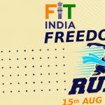 """Sports Ministry to organise """"Fit India Freedom Run"""""""