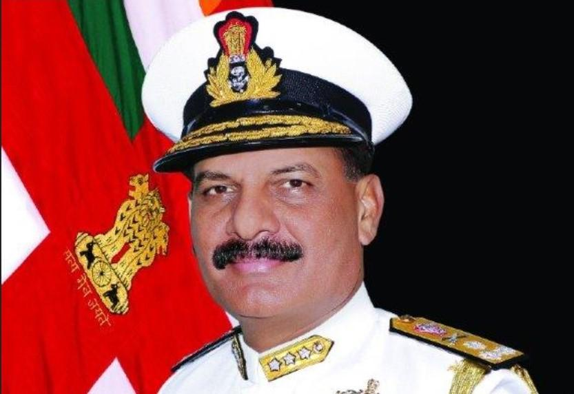 Vice Admiral Dinesh K Tripathi assumes charge as DGNO_40.1