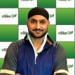 Harbhajan Singh becomes new Brand Ambassador of eBikeGO