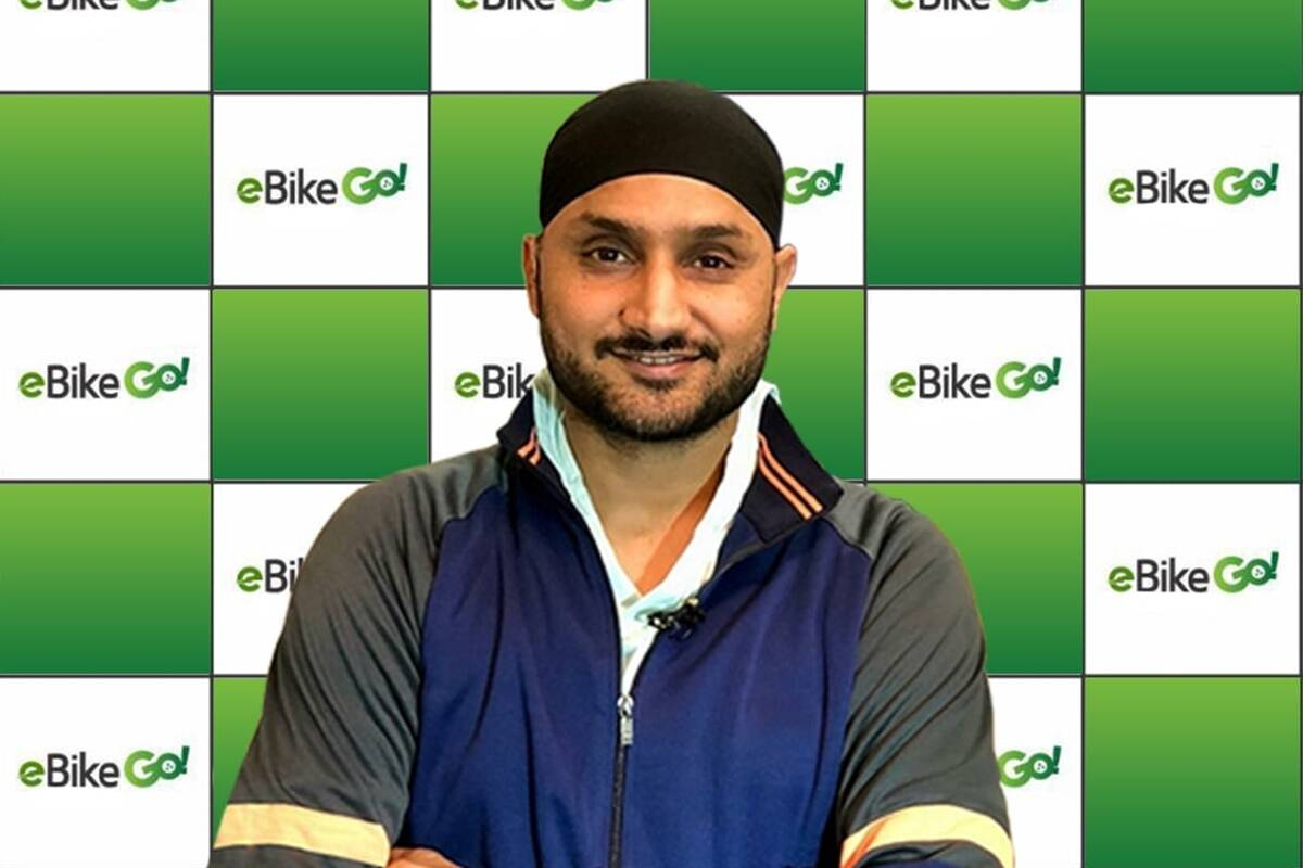 Harbhajan Singh becomes new Brand Ambassador of eBikeGO_40.1