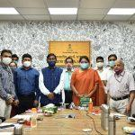"""Ministry of Tribal Affairs launches """"Swasthya"""" & """"ALEKH"""""""