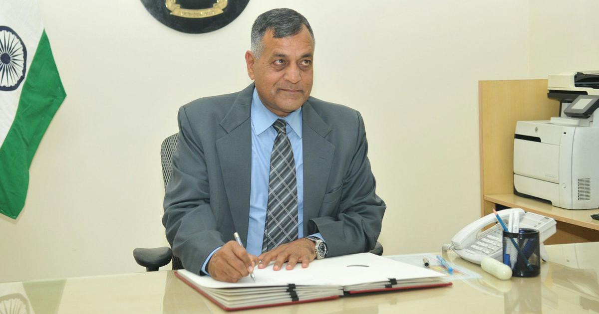 Ashok Lavasa steps down as Election Commissioner of India_40.1