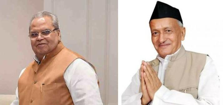 Satya Pal Malik appointed as Governor of Meghalaya_40.1