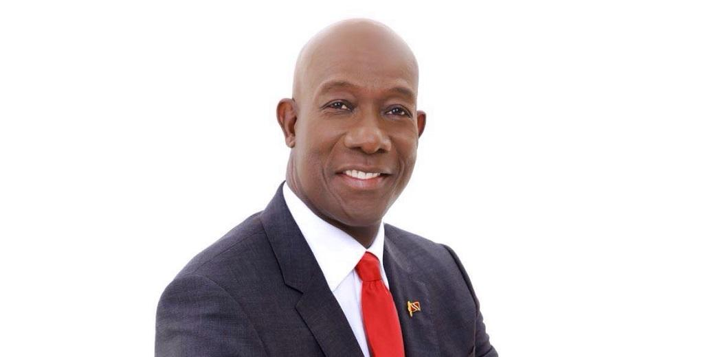 Keith Rowley becomes PM of Trinidad and Tobago for 2nd consecutive term_40.1