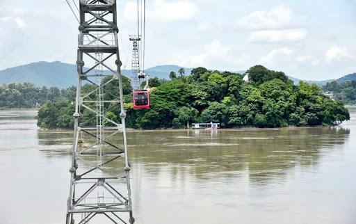 India's longest river ropeway inaugurated in Assam_40.1