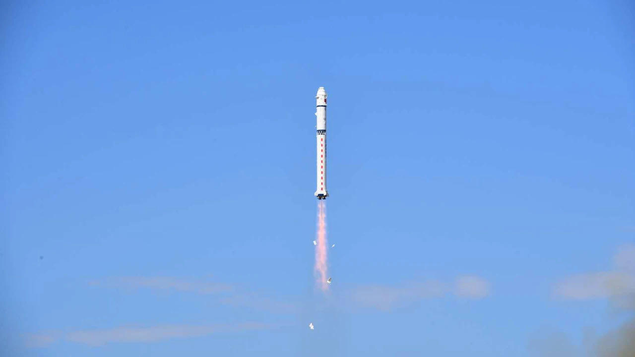 China launches 5th Gaofen-9 series Earth observation satellite_40.1