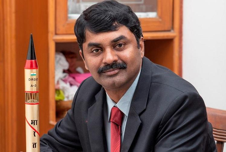 DRDO chief G Satheesh Reddy gets two-year extension_40.1