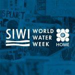 World Water Week 2020: 24-28 August