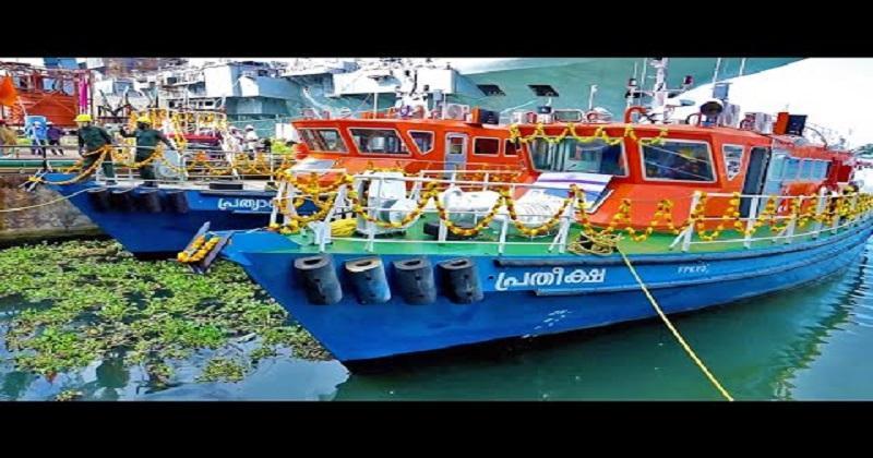 Kerala Govt commissioned 1st Marine Ambulance 'PRATHEEKSHA'_40.1